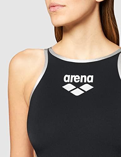 arena Damen Sport Badeanzug, schwarz - 3