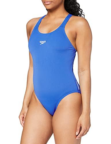Speedo Damen Badeanzug, Blau