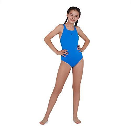 Speedo Badeanzug für Mädchen Blau - 2