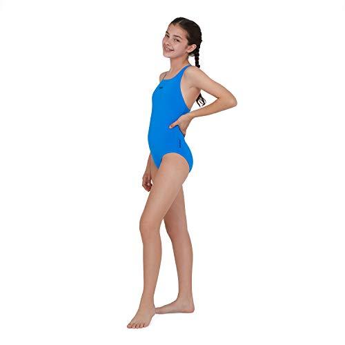 Speedo Badeanzug für Mädchen Blau - 3