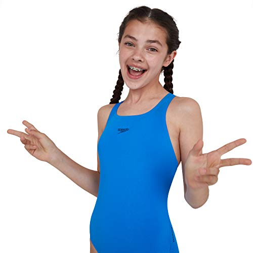 Speedo Badeanzug für Mädchen Blau - 5