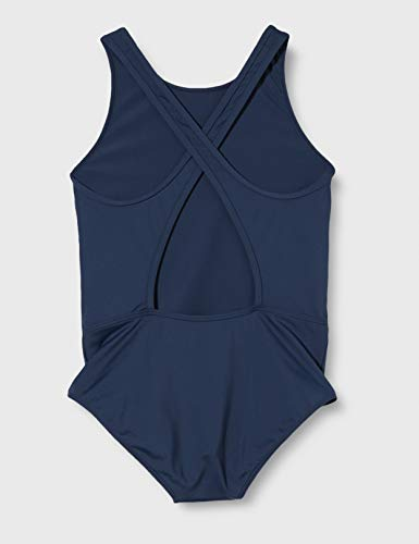 ESPRIT BASIC Mädchen Badeanzug, Blau - 3